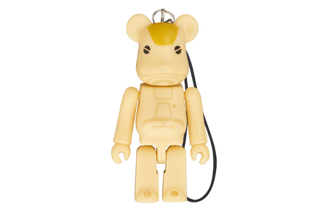 "Image of Star Wars x Medicom Toy ""Star Wars Episode 1 3D"" Bearbrick 70%"