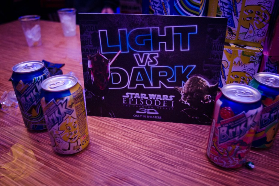 "Image of Star Wars x Brisk Bodega ""Episode 1"" Los Angeles Recap"