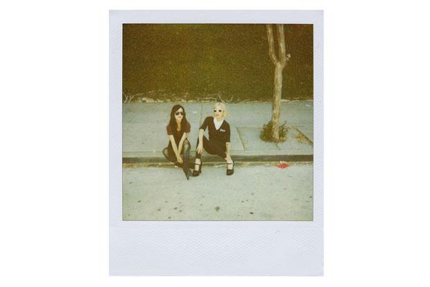 Image of Steven Taylor: Polaroids
