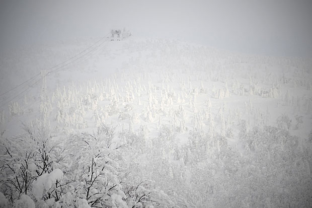 Image of STILL LIFE: 2012 Snow Life in Hakkoda