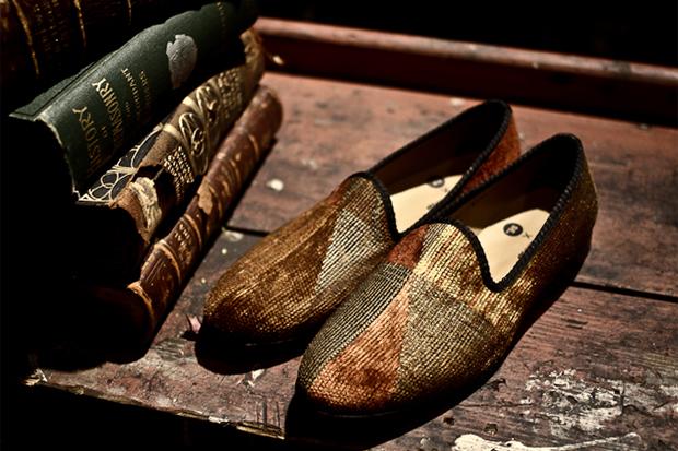 Image of Street Etiquette for Del Toro Tapestry Shoe