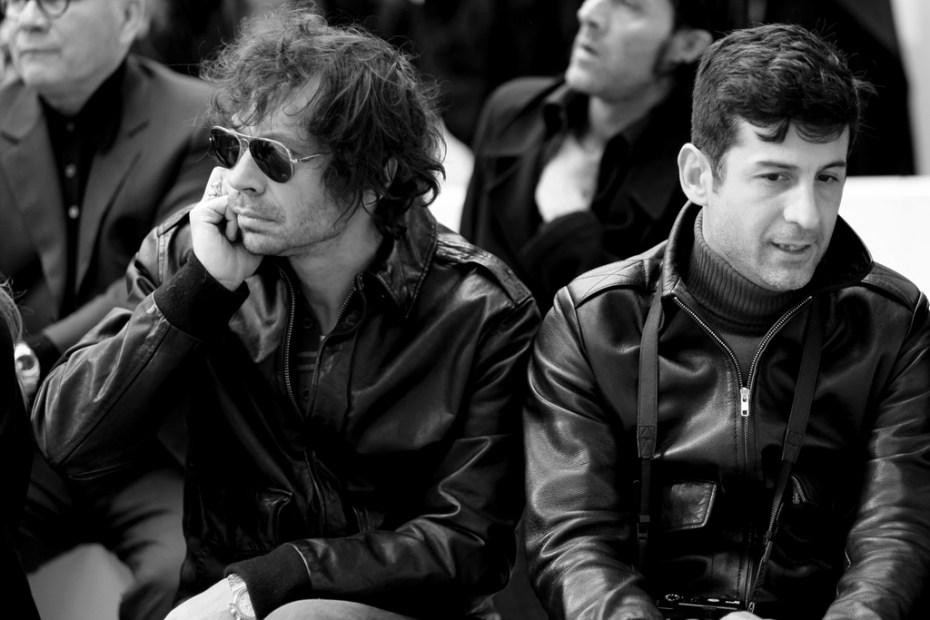 Image of Streetsnaps: Olivier Zahm & André Saraiva