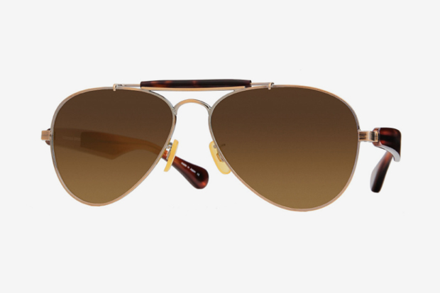 Image of TAKAHIROMIYASHITA TheSololst. x Oliver Peoples 2012 Capsule Collection