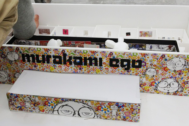 "Image of Takashi Murakami ""Ego"" Exhibition @ Qatar Museum Preview"