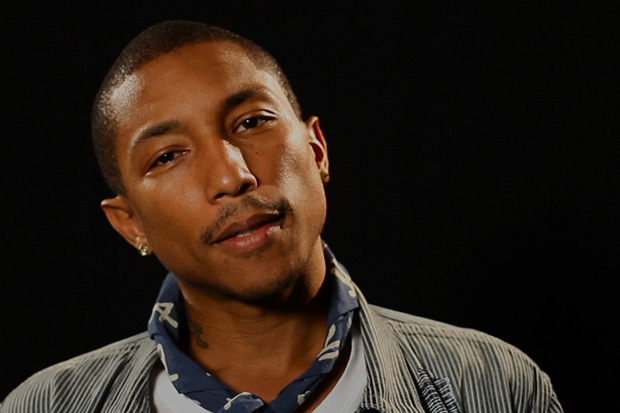 Image of The GQ&amp;A: Pharrell Williams 