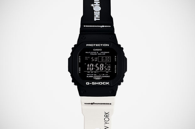 Image of The Hundreds x Casio G-Shock GW-5610