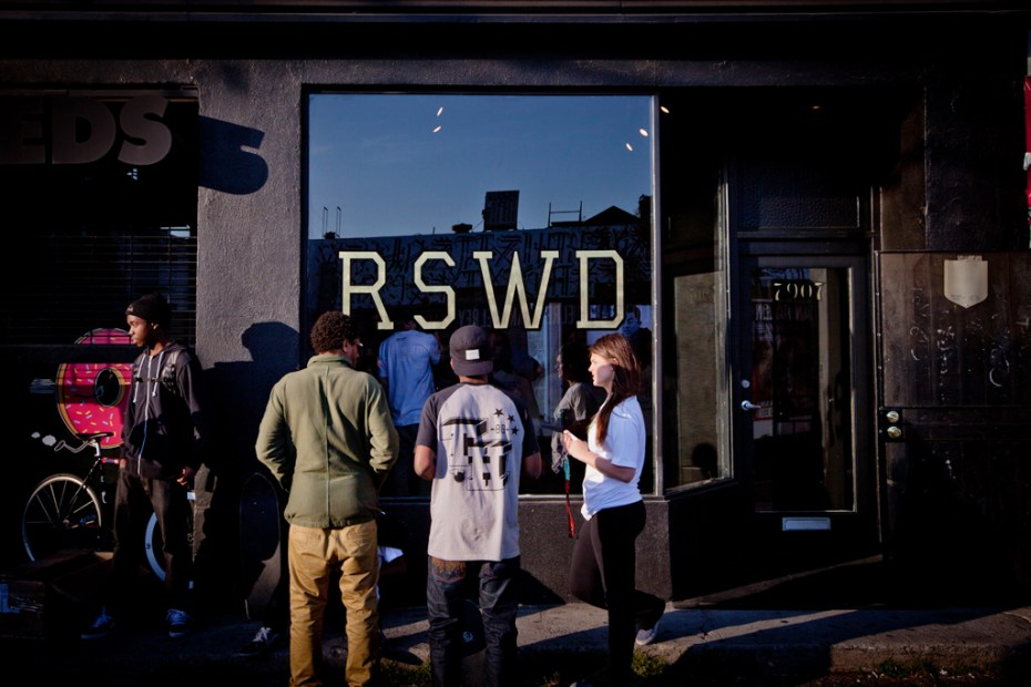 "Image of The Hundreds x New Era ""RSWD"" Pop-Up Shop Opening"