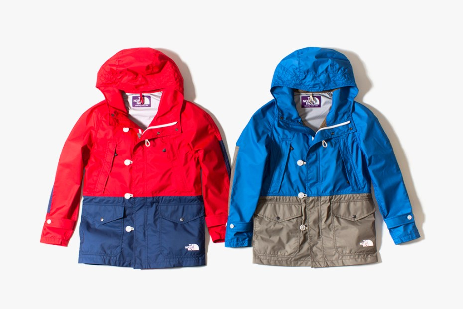 Image of THE NORTH FACE PURPLE LABEL 2012 Spring/Summer Collection