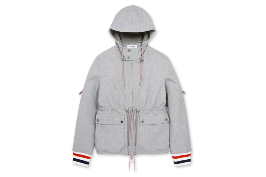 Image of Thom Browne 2012 Spring/Summer Wool Jacket