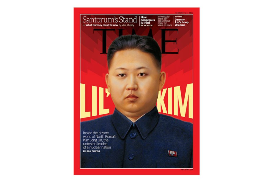 Image of TIME Magazine: Lil' Kim