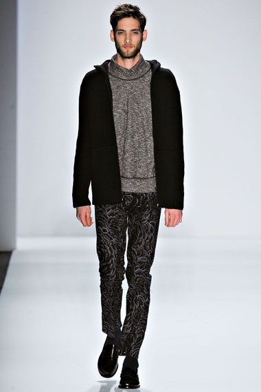 Image of Timo Weiland 2012 Fall/Winter Collection