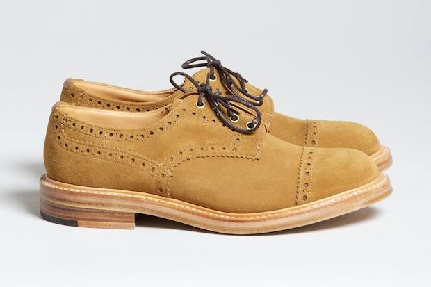 Image of Tricker's x Superdenim 2012 Derby Collection