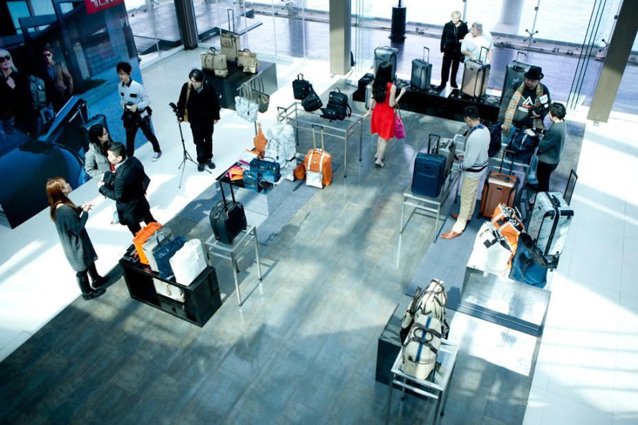 Image of Tumi 2012 Spring/Summer Collection Preview @ Watermark Hong Kong