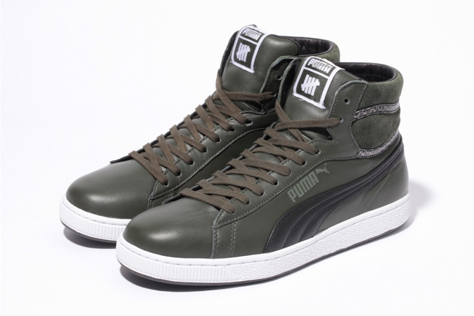 Image of Undefeated x PUMA 2012 Spring/Summer Ralph Sampson Snakeskin