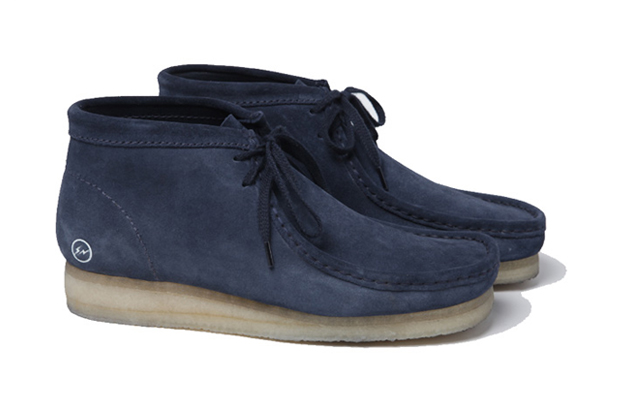 Image of uniform experiment x fragment design x Clarks Originals 2012 Spring/Summer Wallabee