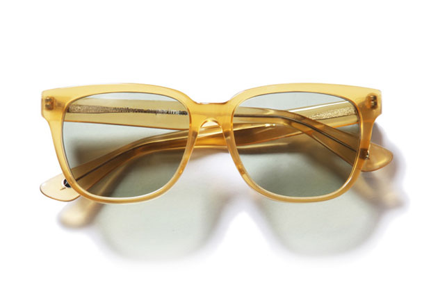 Image of uniform experiment x KANEKO OPTICAL 2012 Spring/Summer Sunglasses