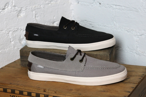 Image of Vans 2012 Spring LP Zapato Gore CA