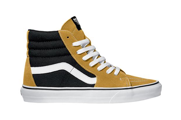 Image of Vans 2012 Spring Sk8-Hi Suede Pack