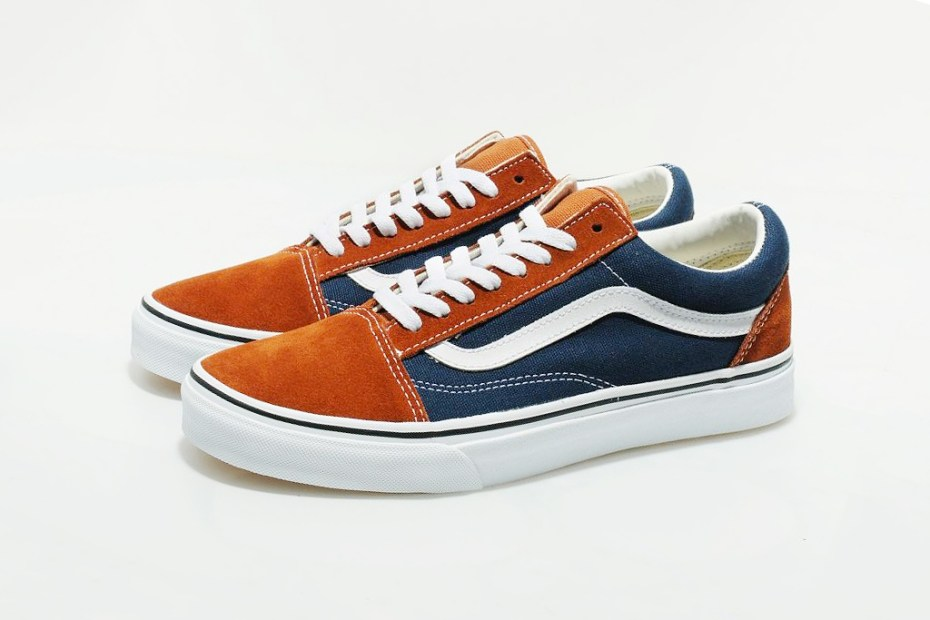 Image of Vans 2012 Spring/Summer Old Skool Suede