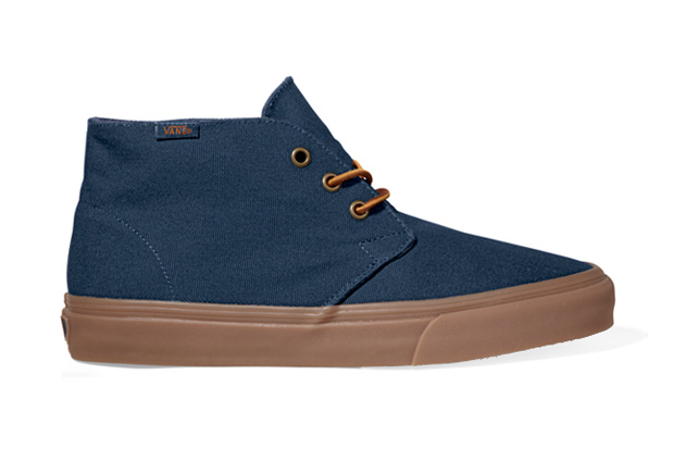 Image of Vans California 2012 Spring Chukka Decon CA