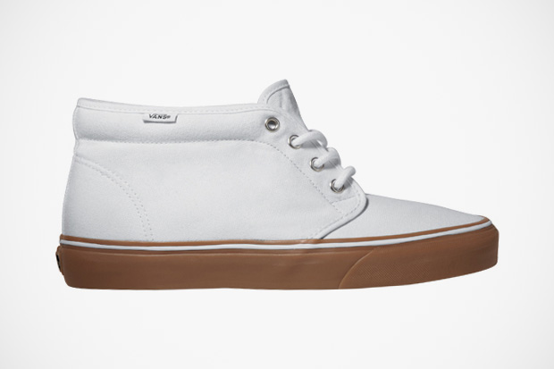 Image of Vans 2012 Spring Chukka Boot Gum Pack