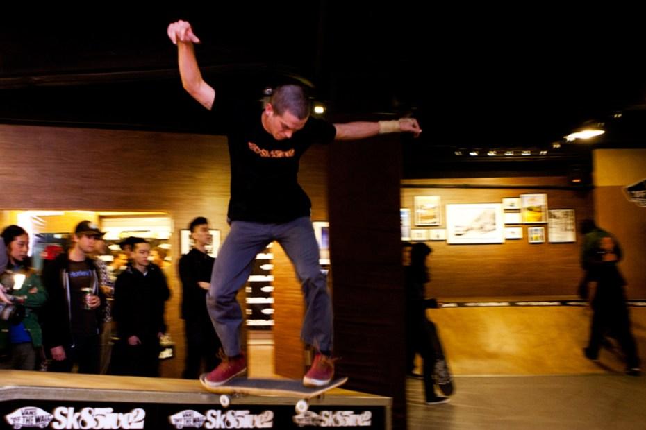 Image of Vans Sk85ive2 Indoor Skatepark Opening Recap