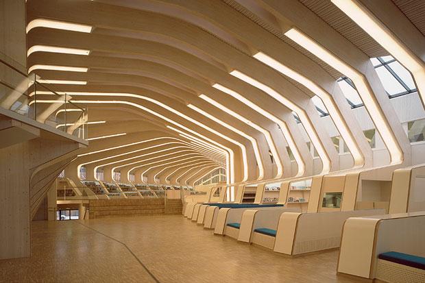Image of Vennesla Library & Cultural Center