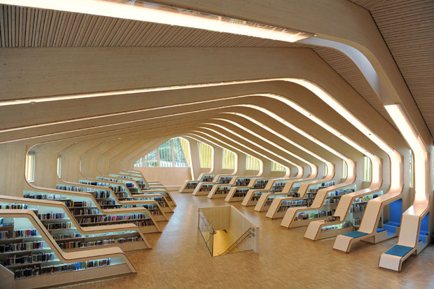 Image of Vennesla Library & Cultural Center