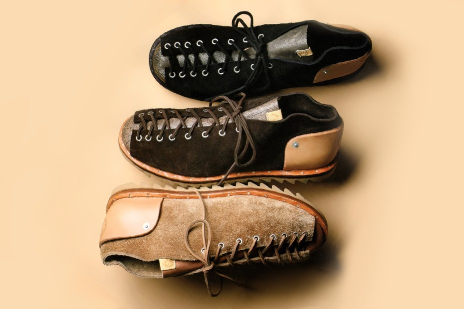 Image of visvim 2012 Spring/Summer Lace-Up Shoes Preview