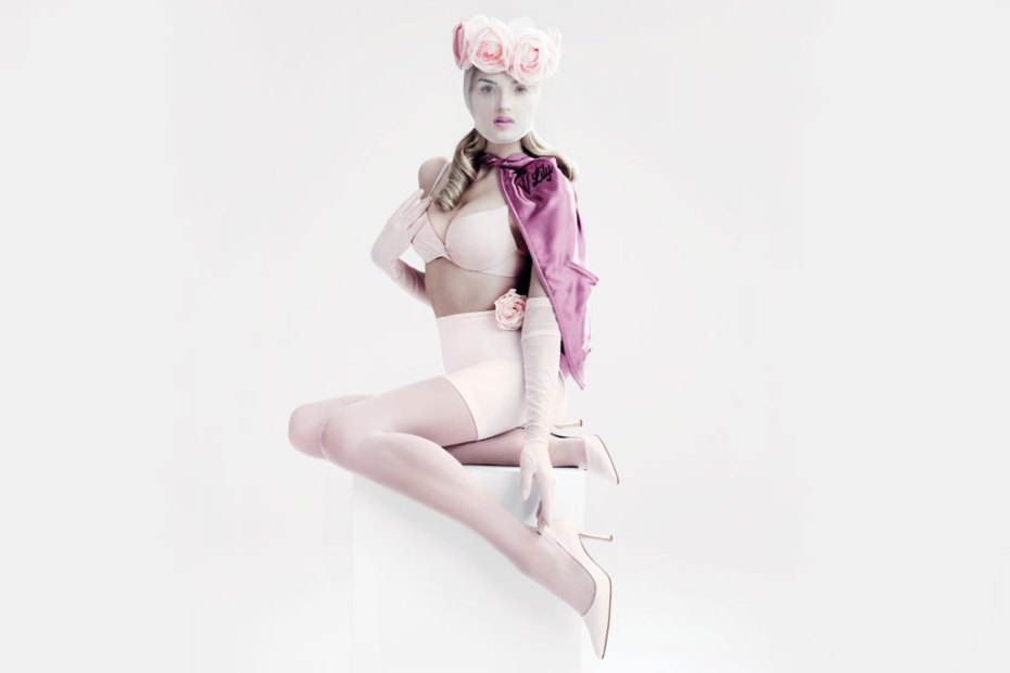 Image of VMAN: Calendar Girls by Willy Vanderperre