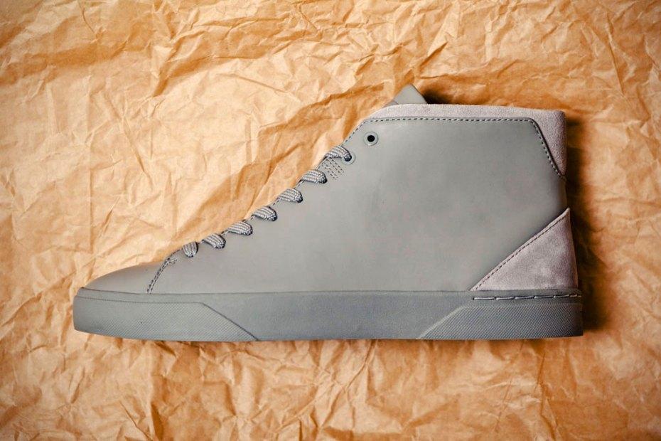 Image of VOR Generation 1-B Limestone Sneaker