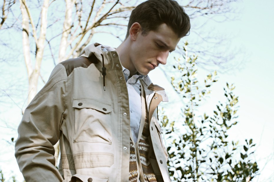 Image of White Mountaineering 2012 Spring/Summer New Releases