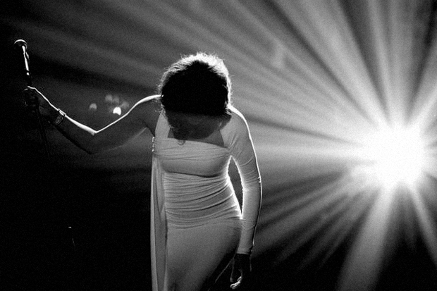 Image of Whitney Houston Dies at 48