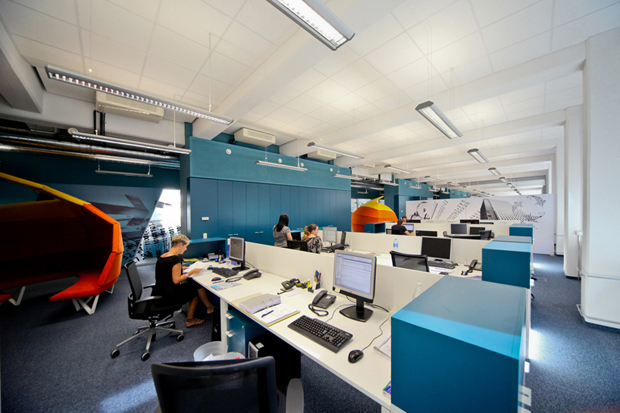 Image of WirtschaftBlatt Newsroom by IDFL
