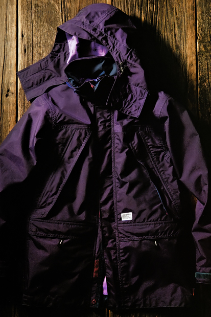 Image of WTAPS 2012 Spring/Summer SHERPA Jacket