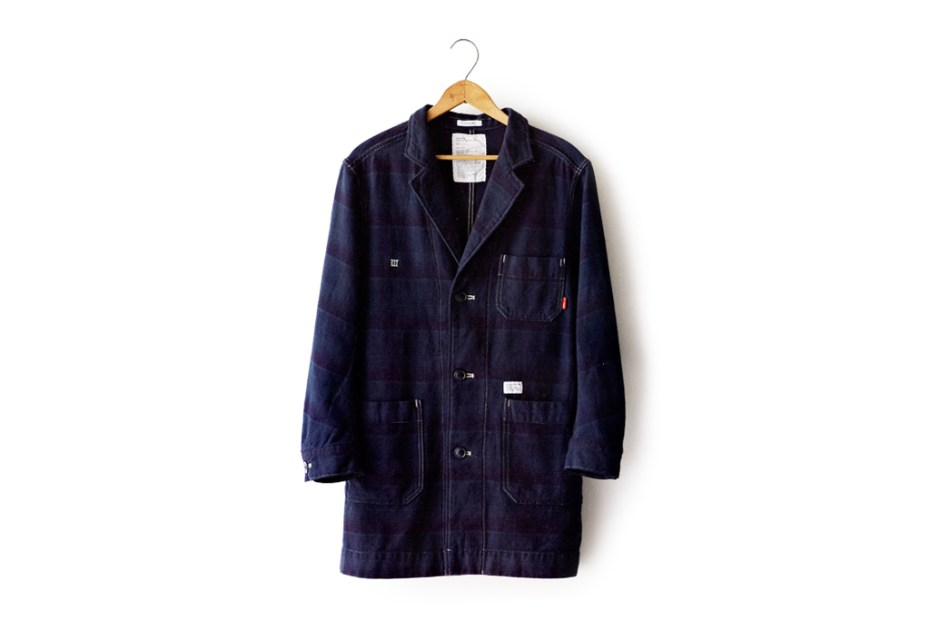 Image of WTAPS 2012 Spring/Summer SHOP COAT Preview