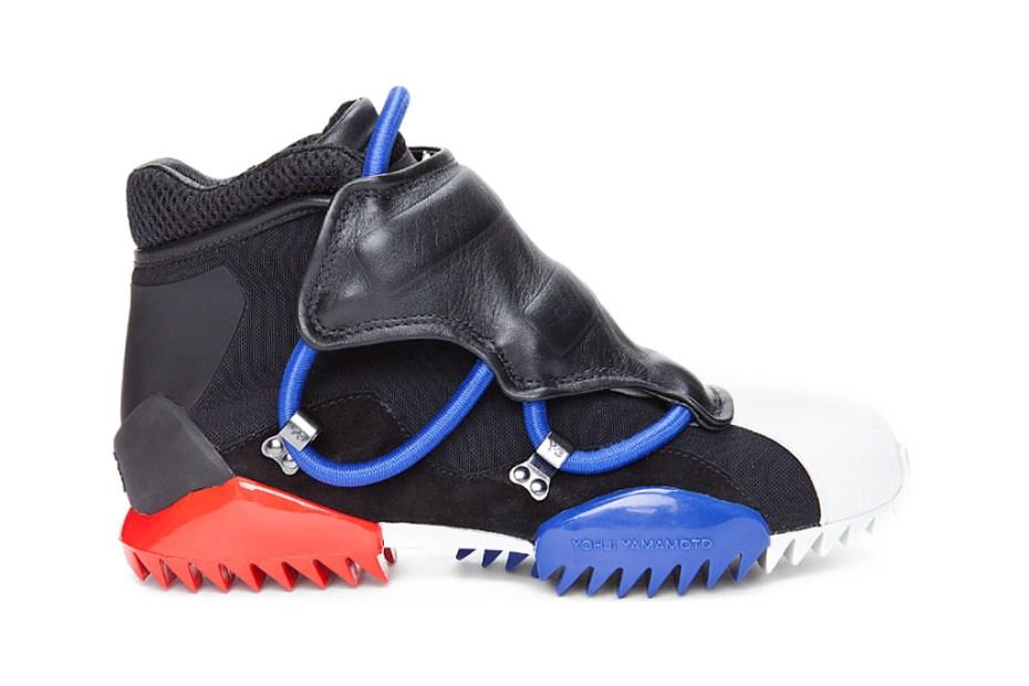 Image of Y-3 2012 Spring/Summer Black Savage Sneakers