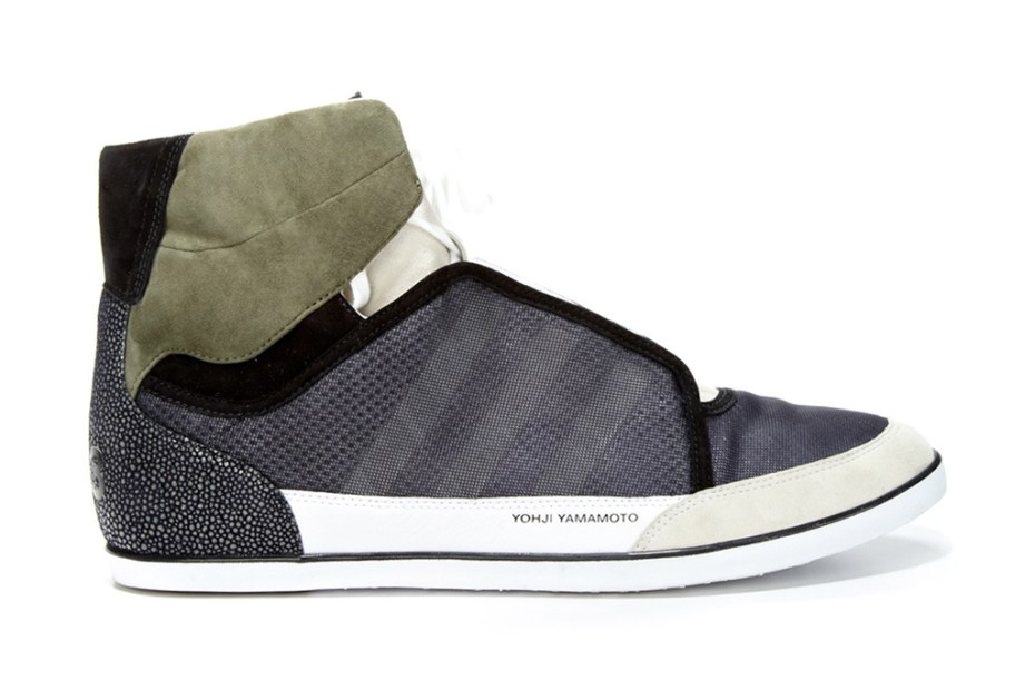 Image of Y-3 2012 Spring/Summer Honja High Top Mixed Media