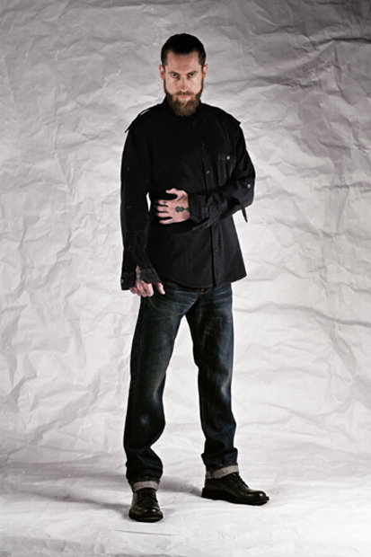 Image of Yohji Yamamoto x EDWIN 2012 &quot;Yohji JEANS&quot; Collection