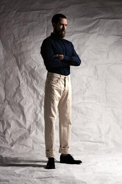 "Image of Yohji Yamamoto x EDWIN 2012 ""Yohji JEANS"" Collection"