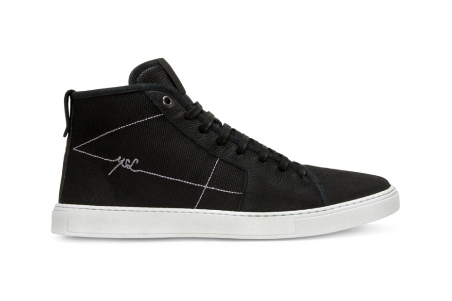 Image of Yves Saint Laurent Stitch Sneakers