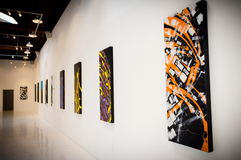 "Image of ZES x RETNA ""Excavated Revelations"" Exhibition @ Known Gallery"