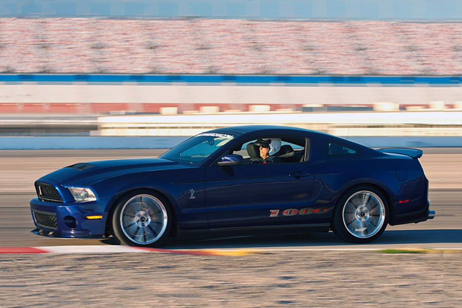 Image of 2012 Ford Shelby 1000