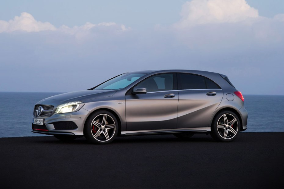 Image of 2012 Mercedes-Benz A-Class