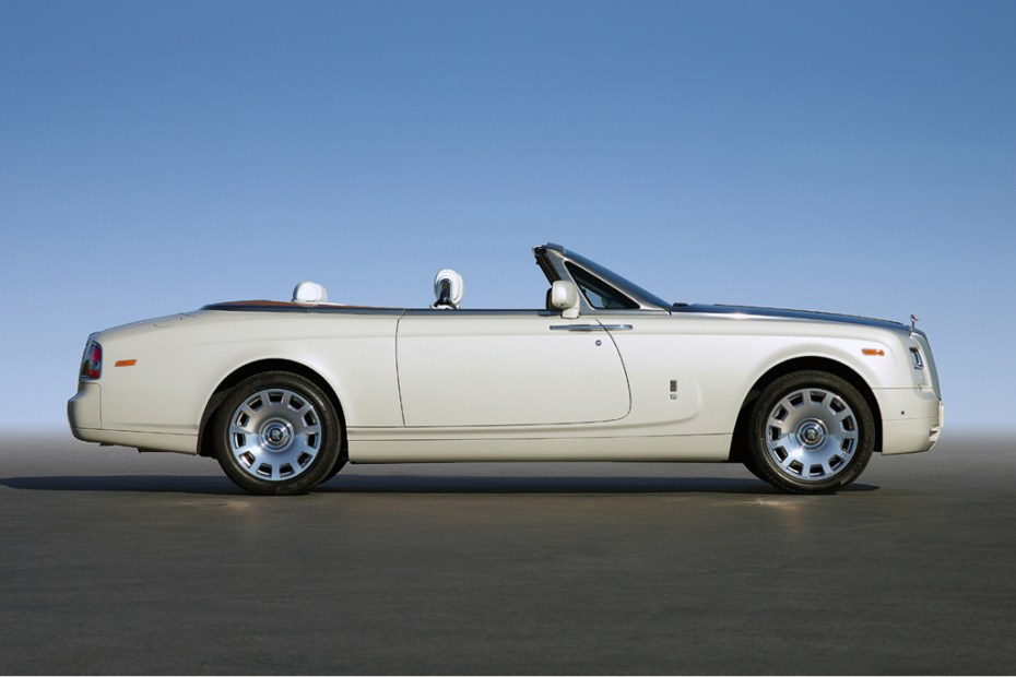 Image of 2012 Rolls Royce Phantom Drophead Coupe Series II