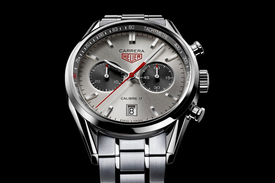 Image of 2012 TAG Heuer Carrera Jack Heuer 80th Birthday Carrera
