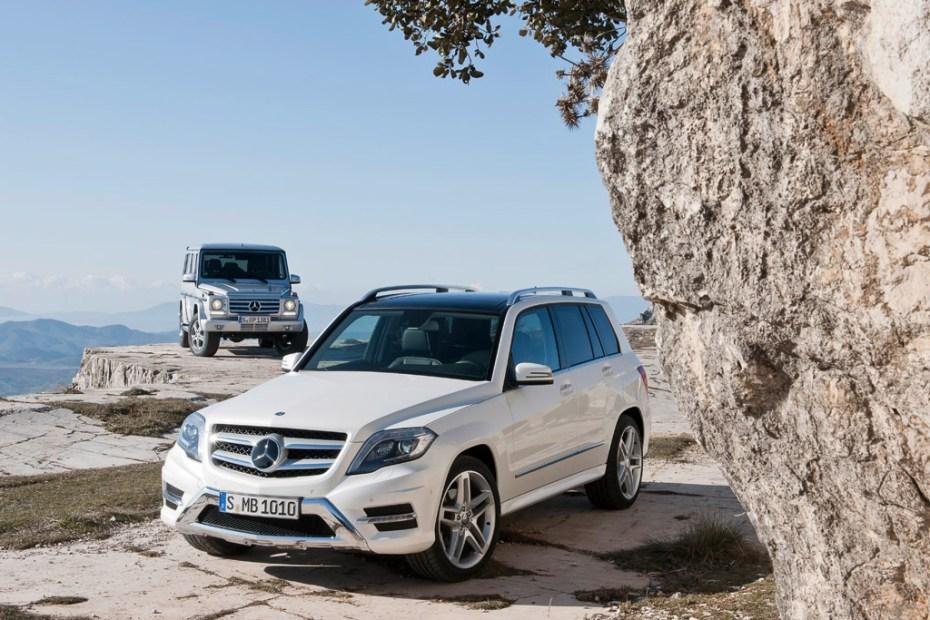 Image of 2013 Mercedes-Benz GLK
