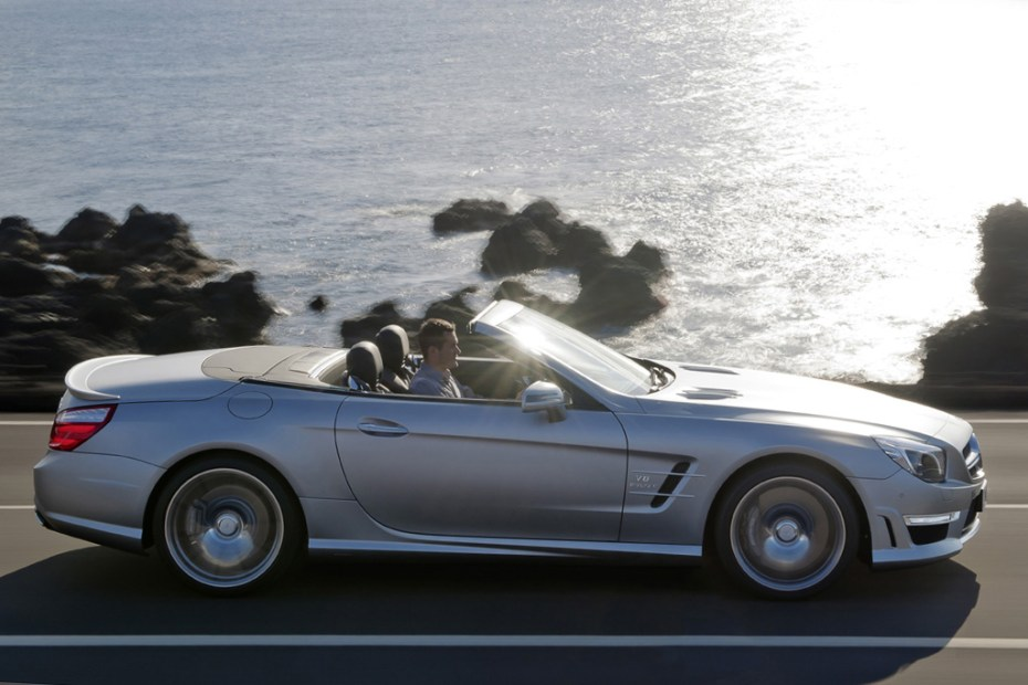 Image of 2013 Mercedes-Benz SL63 AMG
