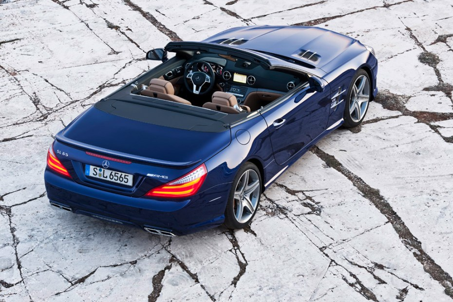 Image of 2013 Mercedes-Benz SL65 AMG
