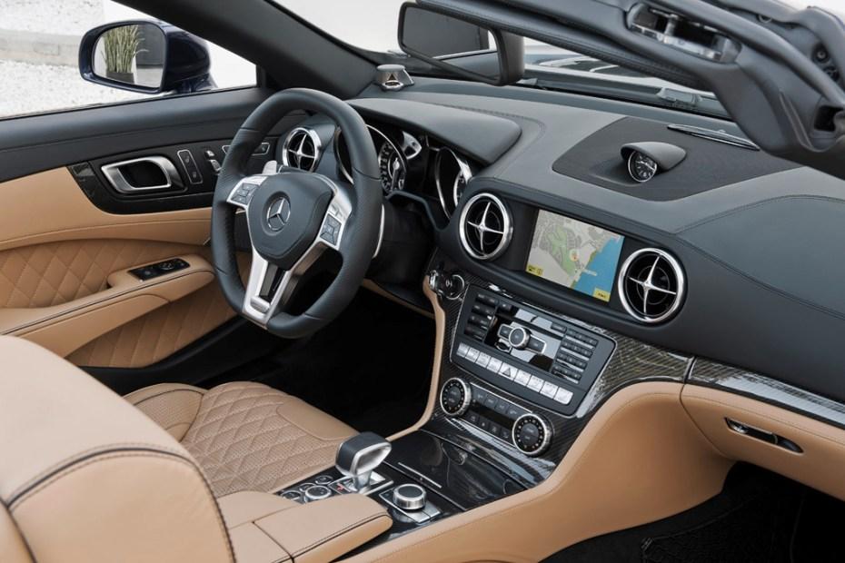 Image of 2013 Mercedes-Benz SL65 AMG